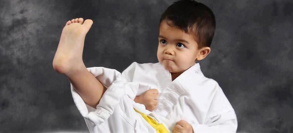 Kinder Karate Aarau
